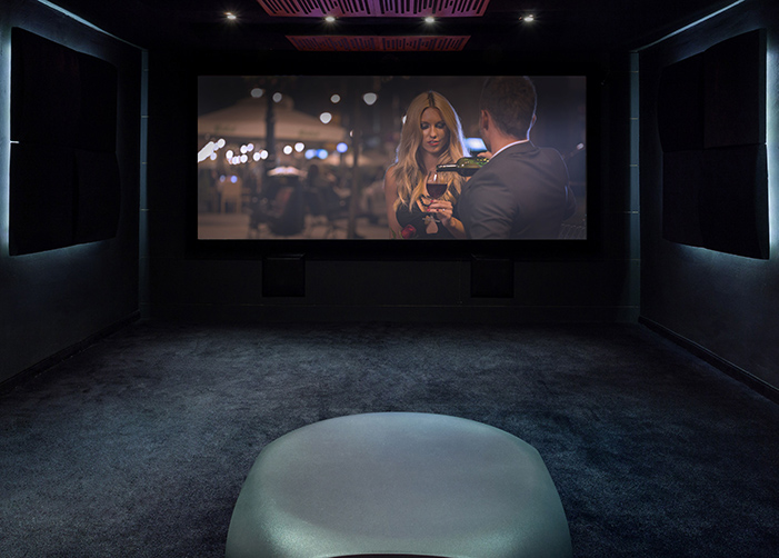 Basement Cinema